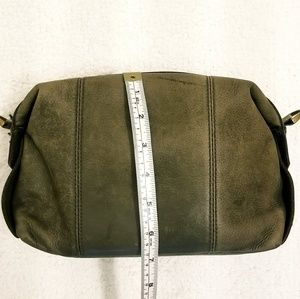 Madewell Bags - Madewell Mini Glasgow Crossbody Leather Purse